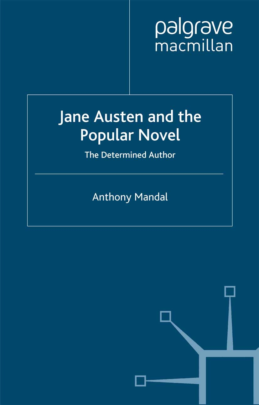 Mandal, Anthony - Jane Austen and the Popular Novel, e-kirja