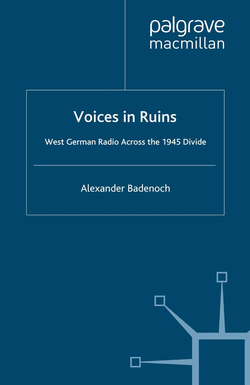 Badenoch, Alexander - Voices in Ruins, ebook