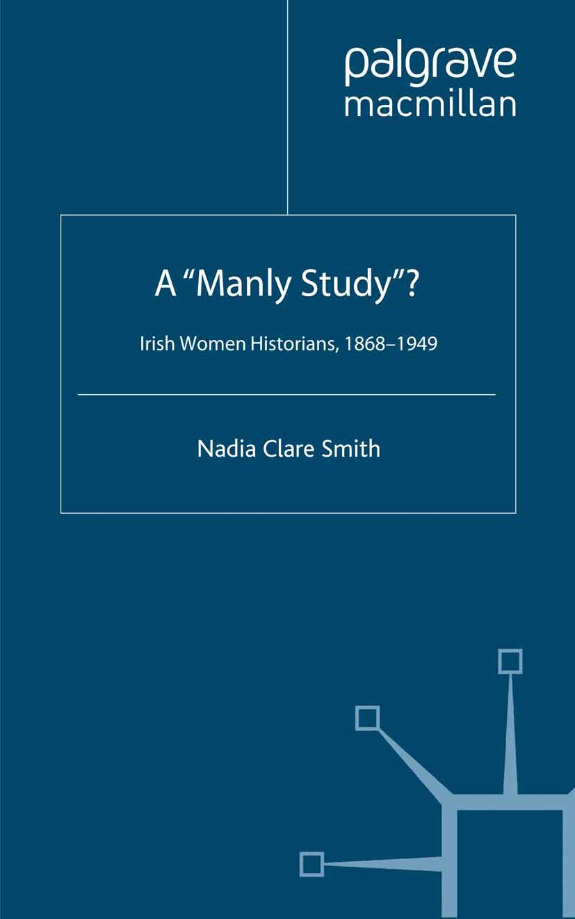 "Smith, Nadia Clare - A ""Manly Study""?, ebook"
