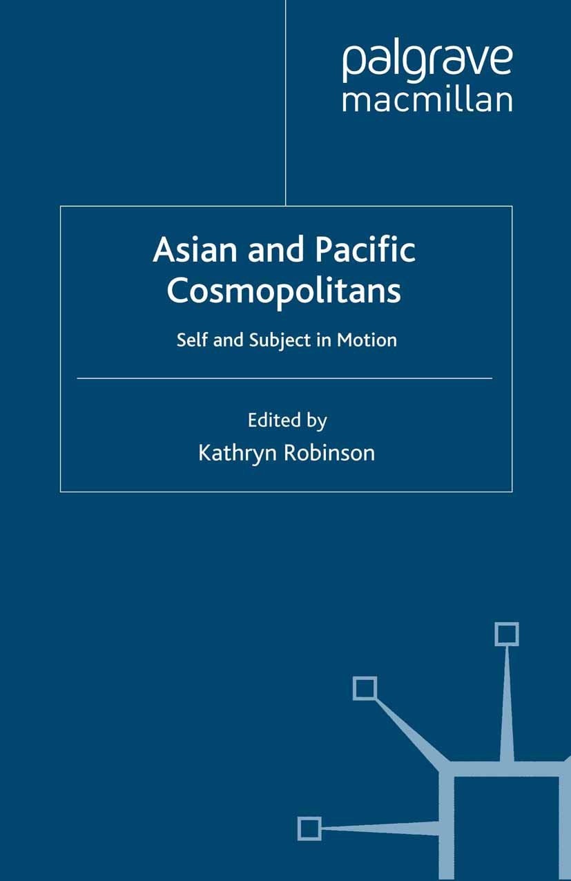 Robinson, Kathryn - Asian and Pacific Cosmopolitans, ebook