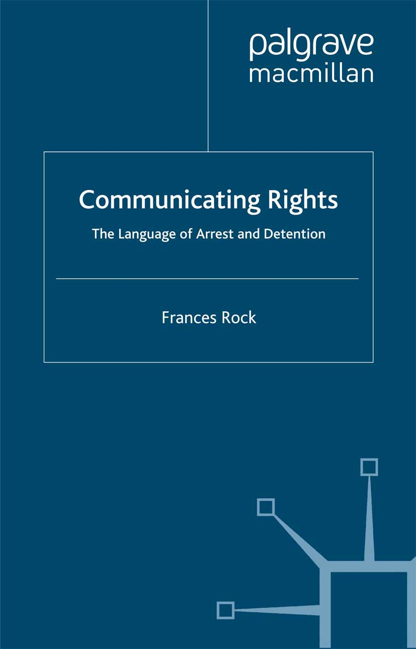 Rock, Frances - Communicating Rights, ebook