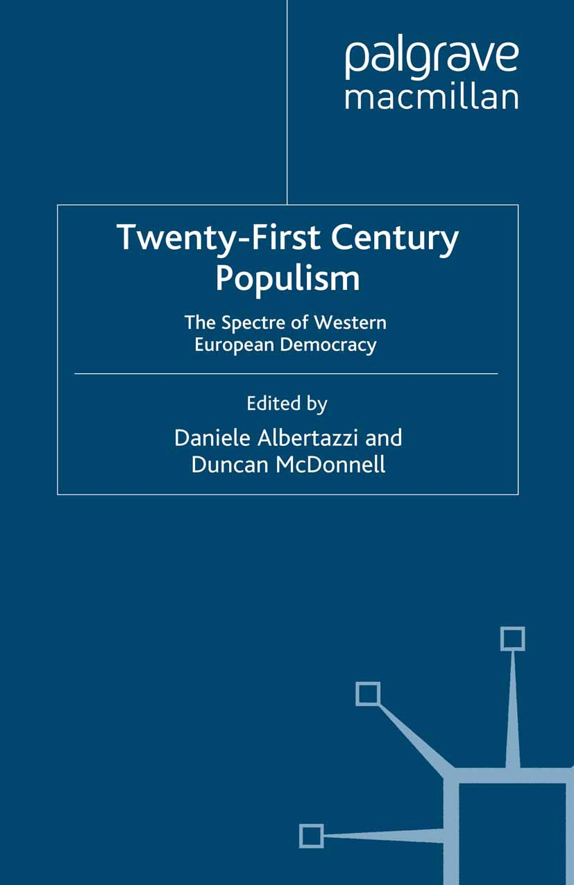 Albertazzi, Daniele - Twenty-First Century Populism, ebook