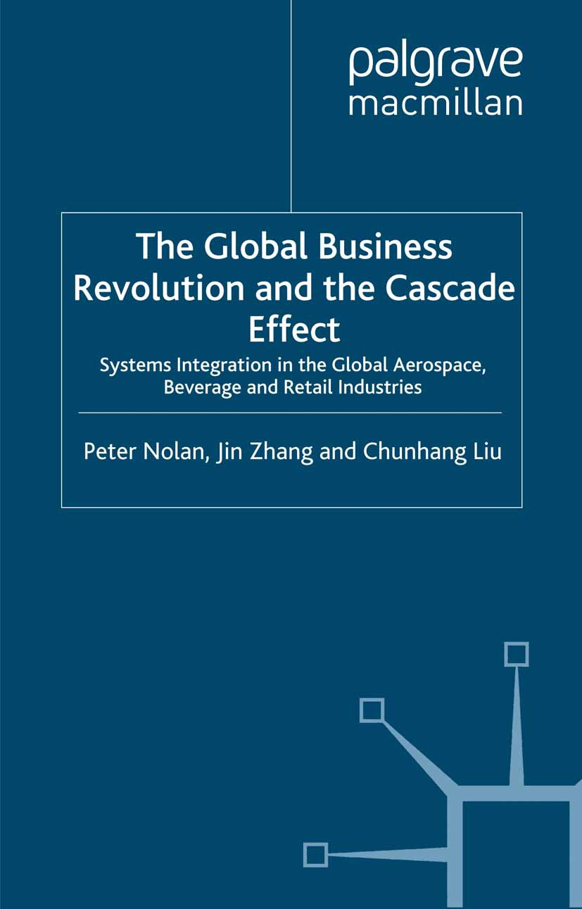 Liu, Chunhang - The Global Business Revolution and the Cascade Effect, ebook