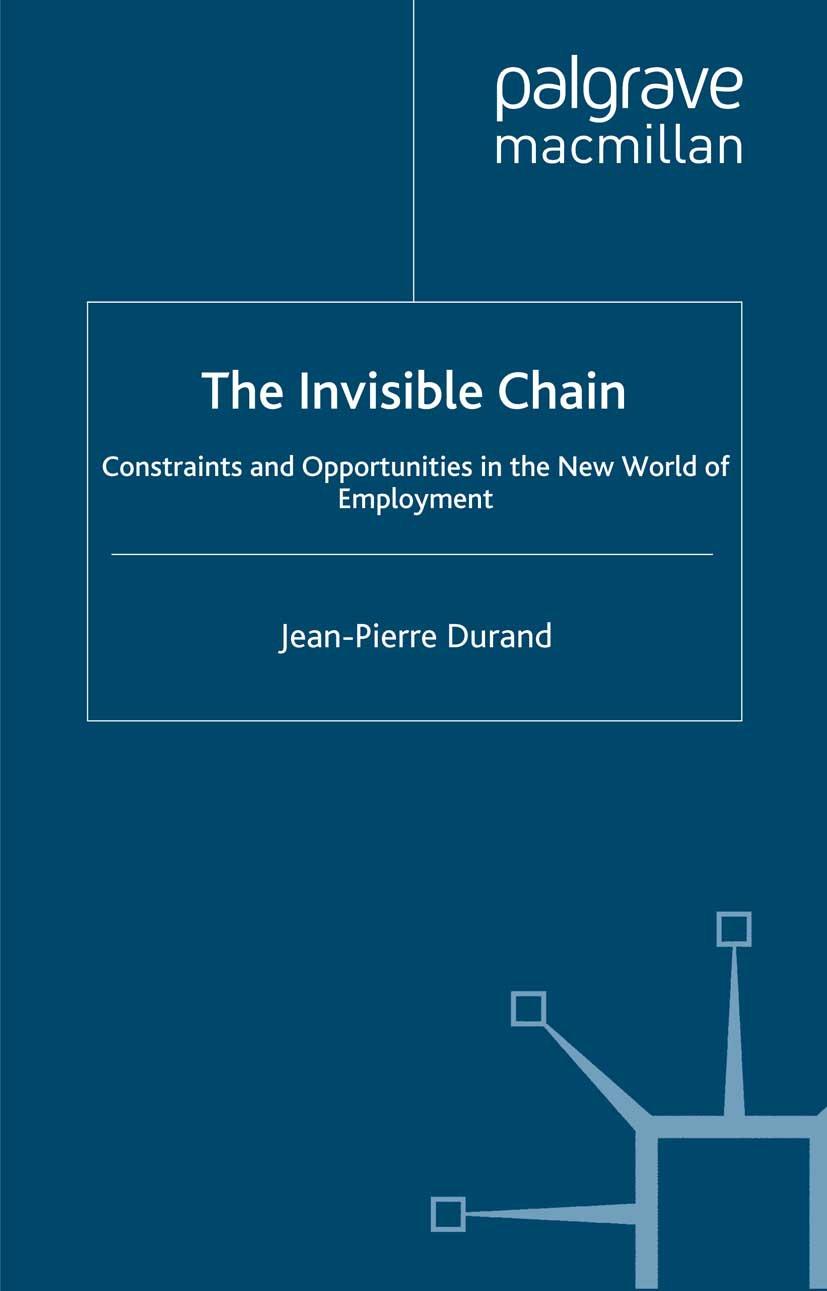 Durand, Jean-Pierre - The Invisible Chain, ebook