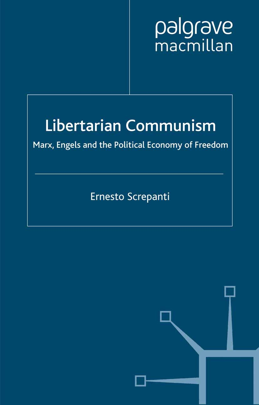 Screpanti, Ernesto - Libertarian Communism, ebook