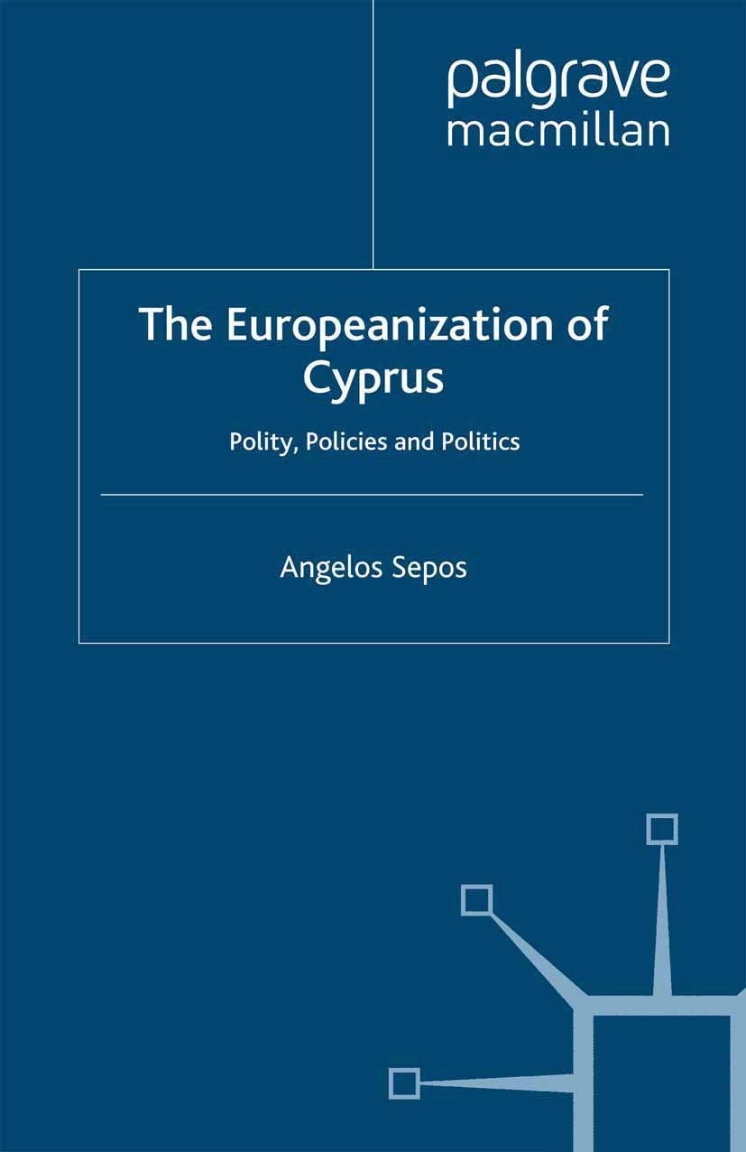 Sepos, Angelos - The Europeanization of Cyprus, ebook