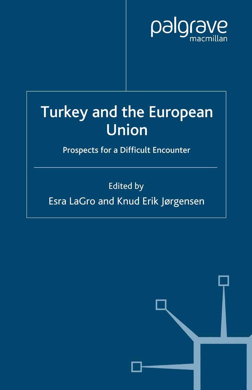 Jørgensen, Knud Erik - Turkey and the European Union, ebook