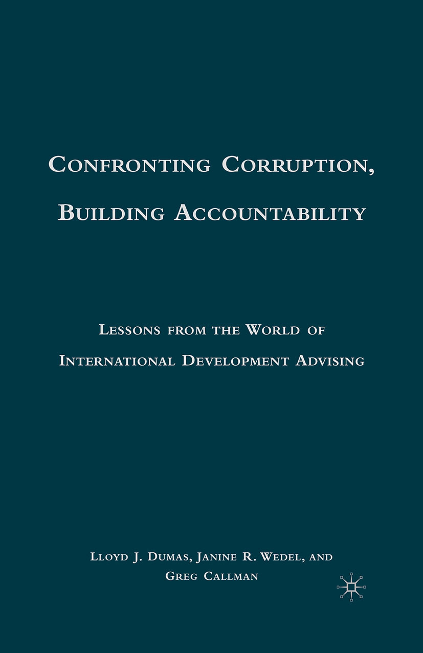 Callman, Greg - Confronting Corruption, Building Accountability, ebook