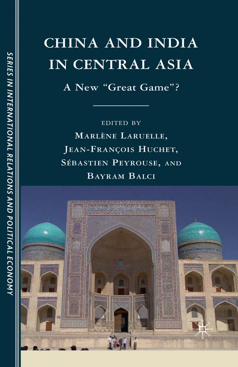 Balci, Bayram - China and India in Central Asia, ebook