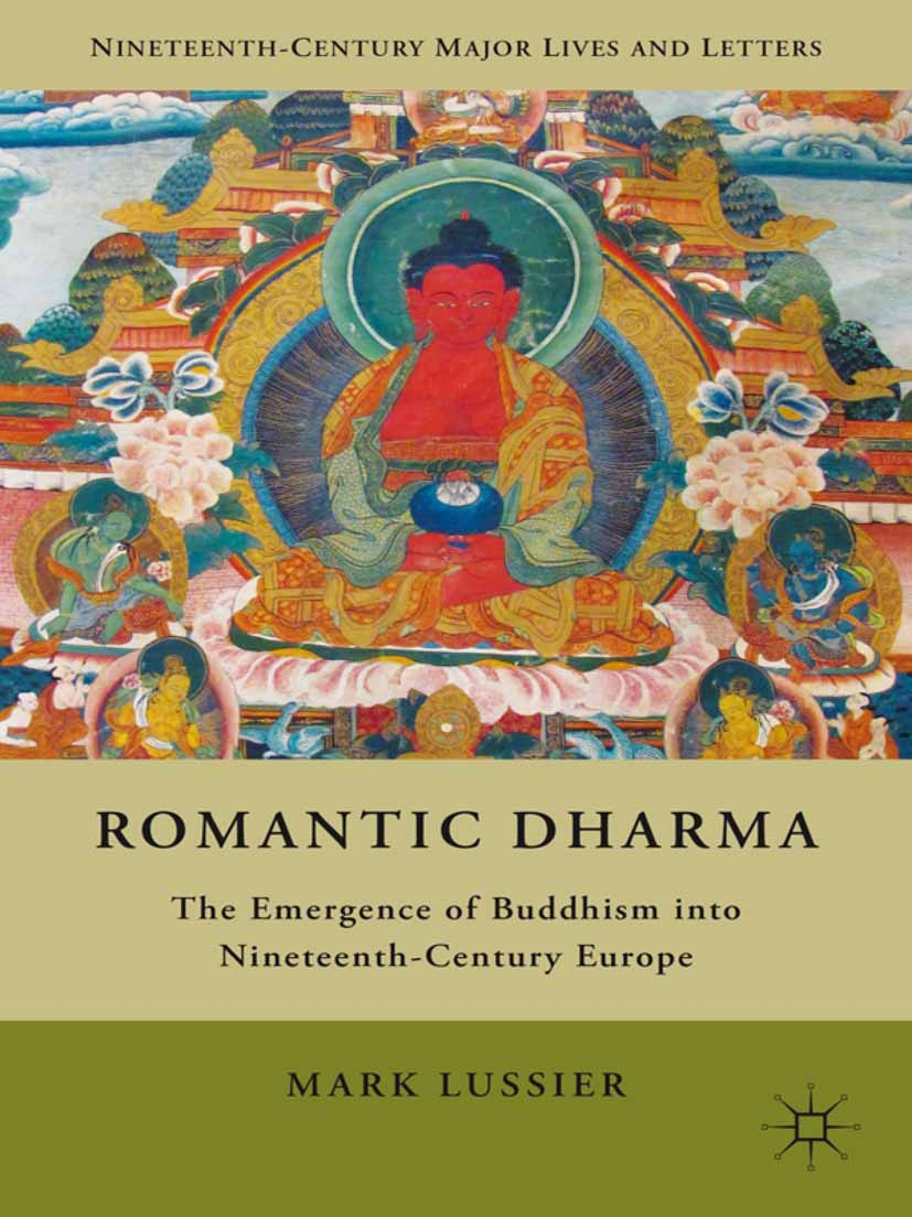 Lussier, Mark S. - Romantic Dharma, ebook