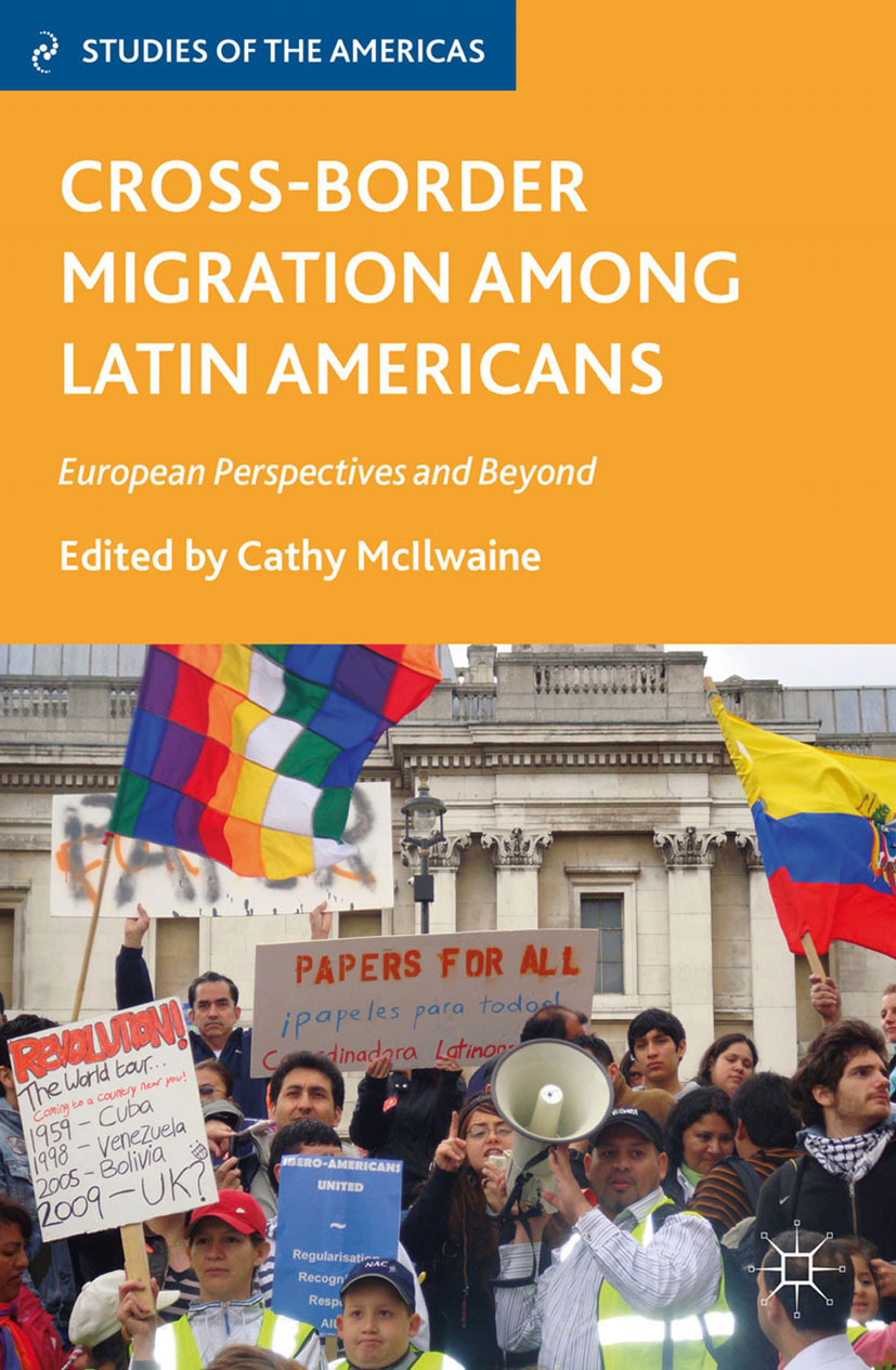 McIlwaine, Cathy - Cross-Border Migration among Latin Americans, ebook