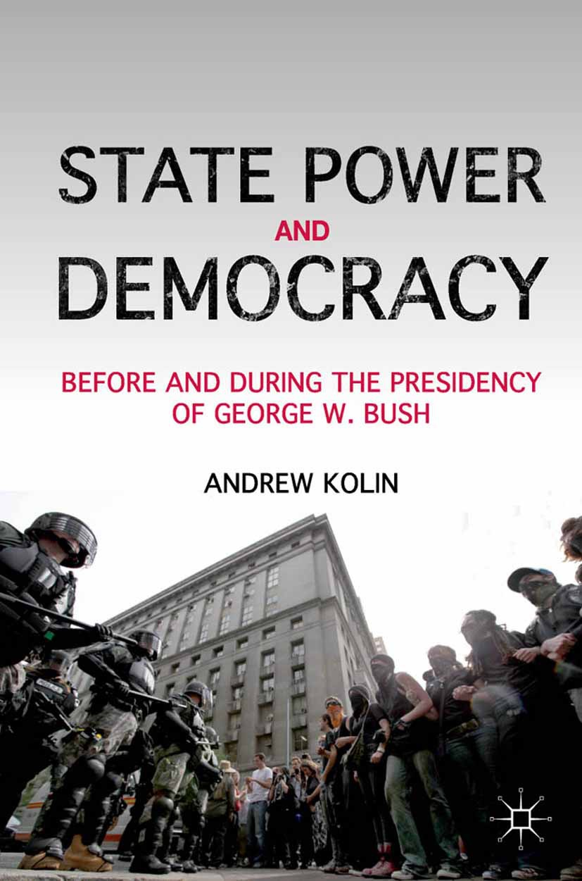 Kolin, Andrew - State Power and Democracy, ebook