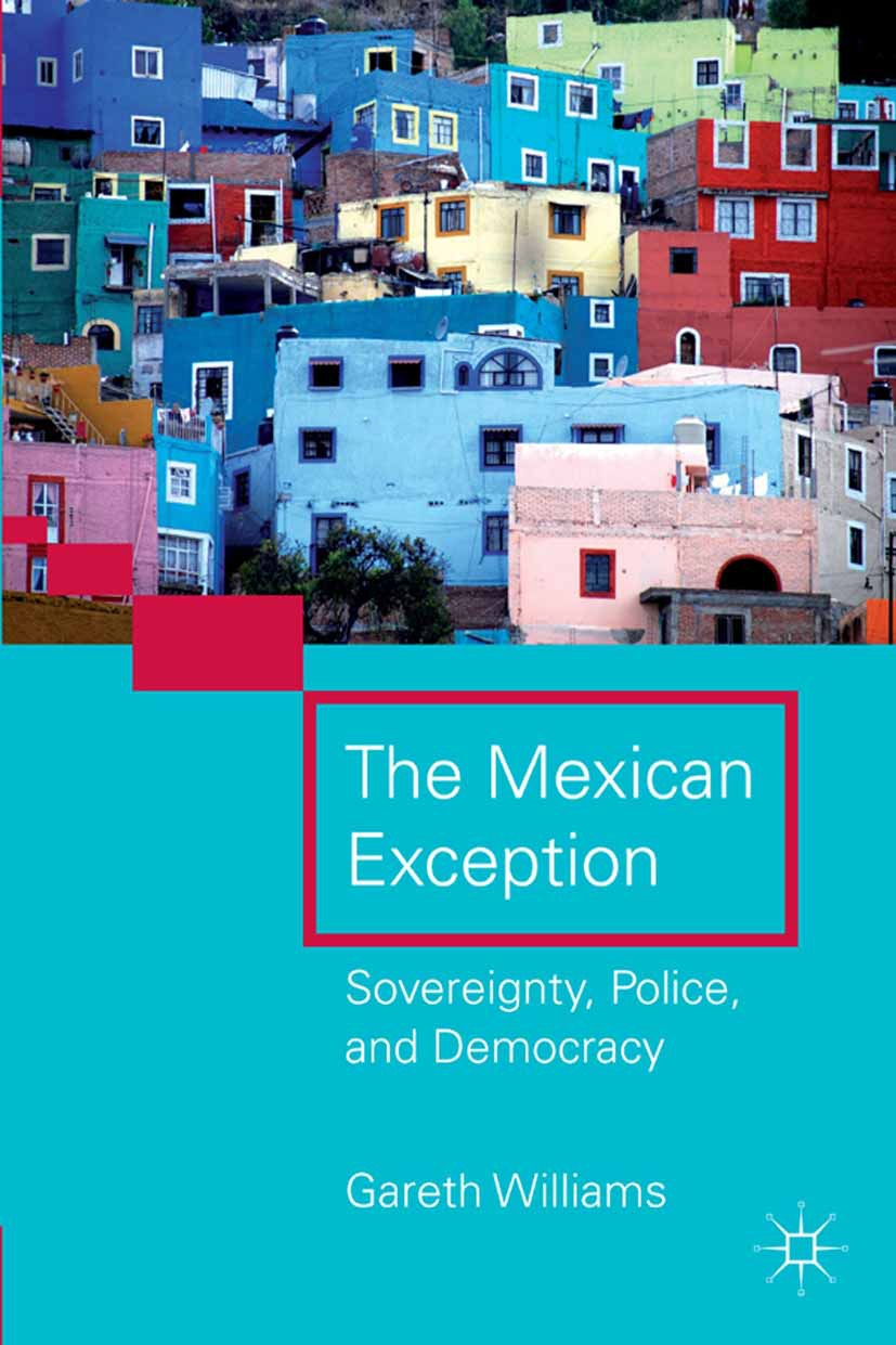 Williams, Gareth - The Mexican Exception, ebook