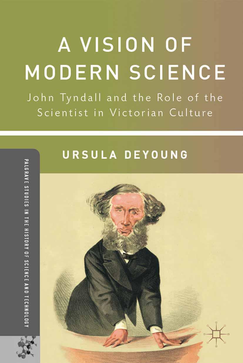 DeYoung, Ursula - A Vision of Modern Science, ebook