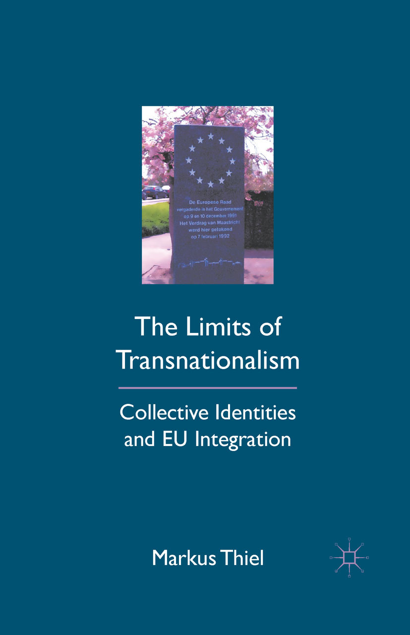 Thiel, Markus - The Limits of Transnationalism, ebook