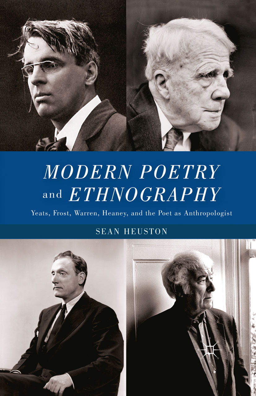 Heuston, Sean - Modern Poetry and Ethnography, e-kirja