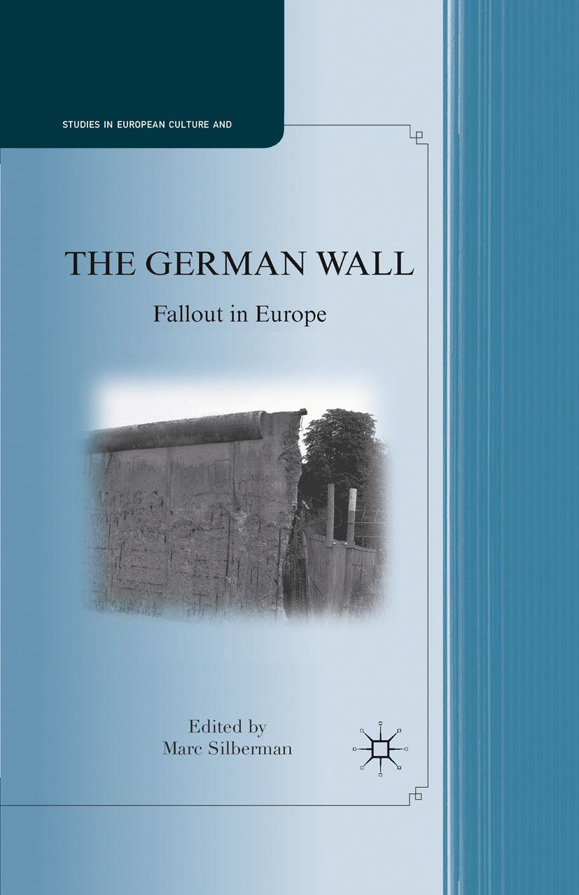 Silberman, Marc - The German Wall, ebook