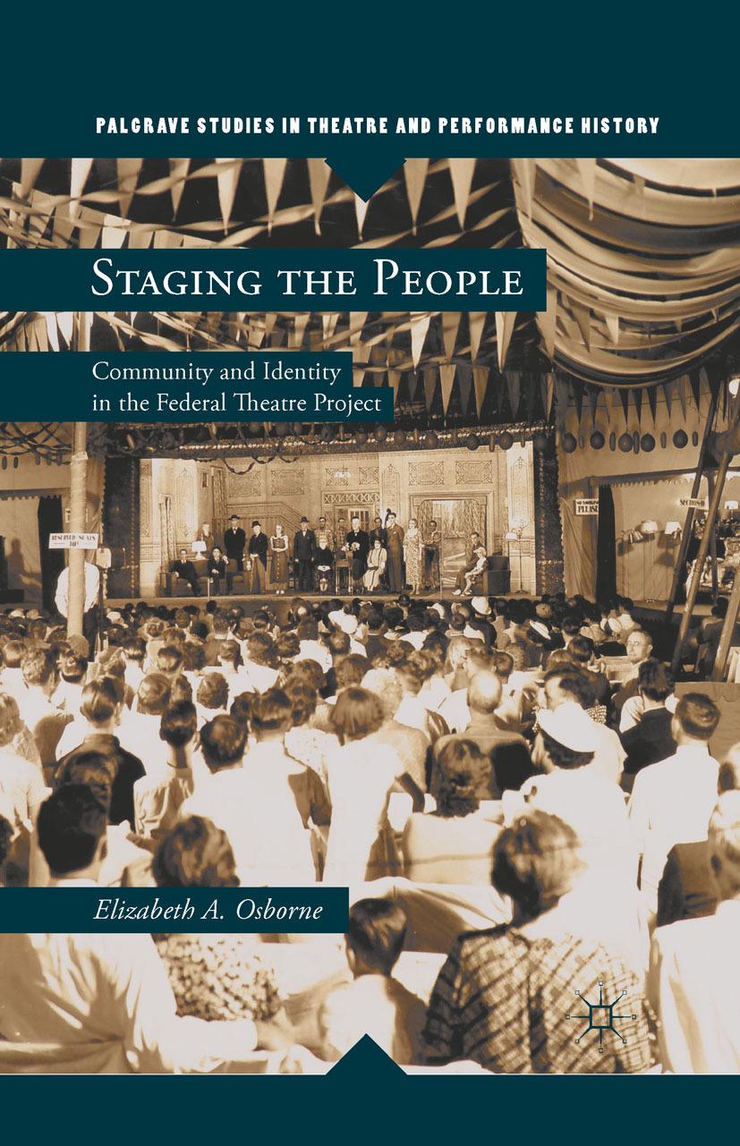 Osborne, Elizabeth A. - Staging the People, ebook
