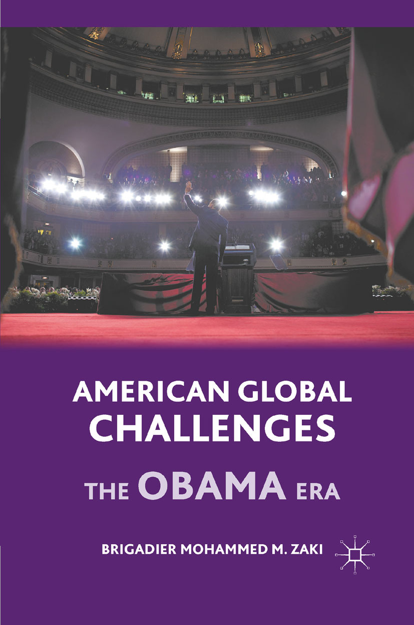 Zaki, Mohammed M. - American Global Challenges, ebook