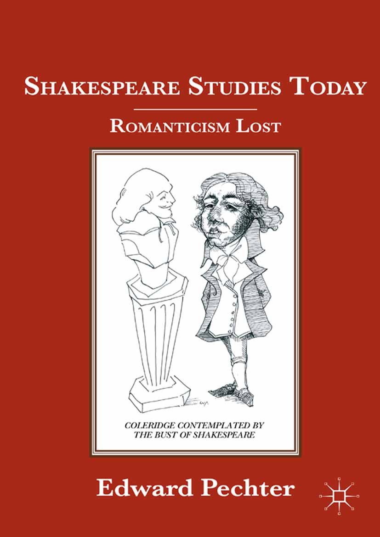 Pechter, Edward - Shakespeare Studies Today, ebook