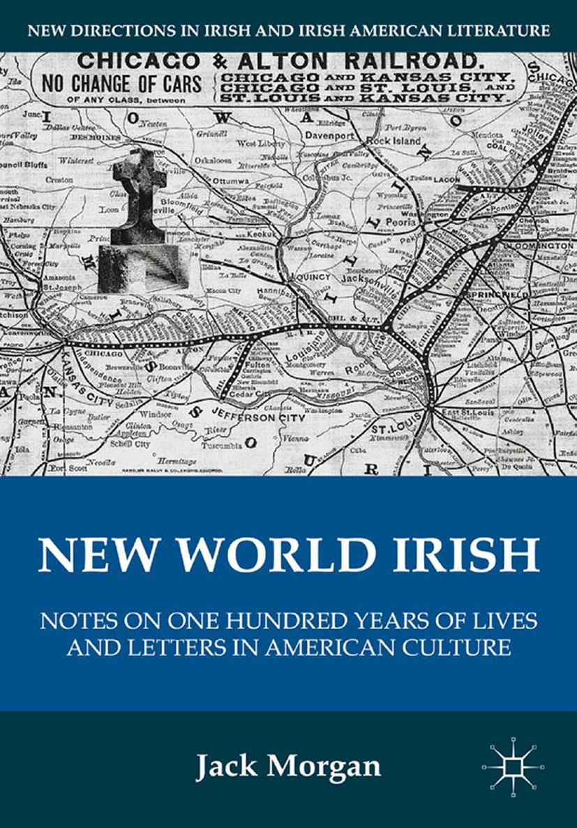 Morgan, Jack - New World Irish, ebook