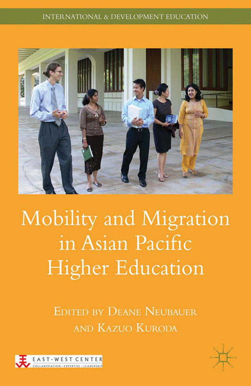 Kuroda, Kazuo - Mobility and Migration in Asian Pacific Higher Education, ebook