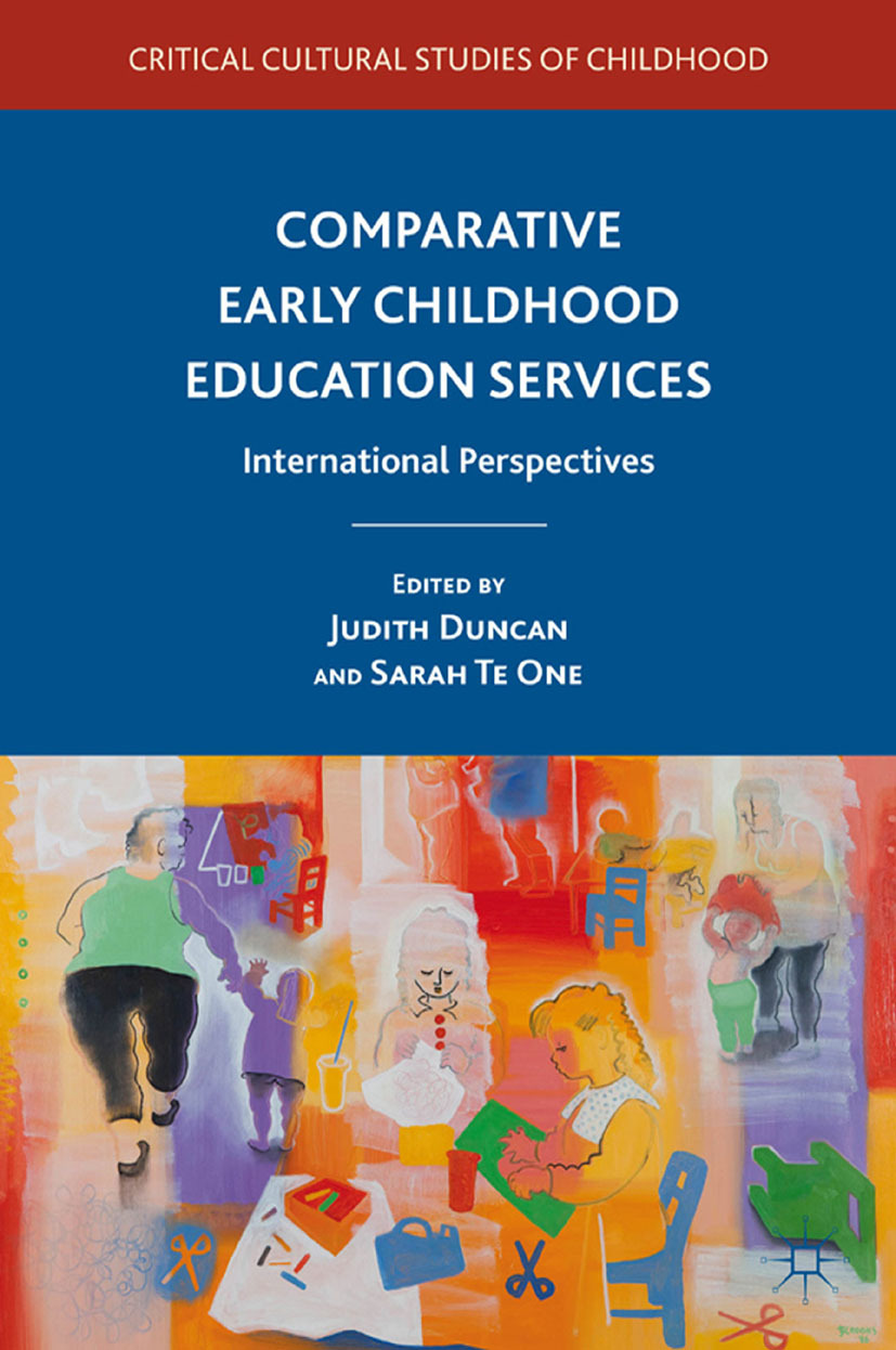 Duncan, Judith - Comparative Early Childhood Education Services, ebook