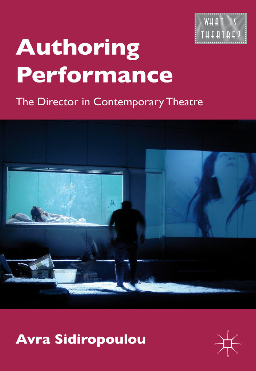 Sidiropoulou, Avra - Authoring Performance, ebook