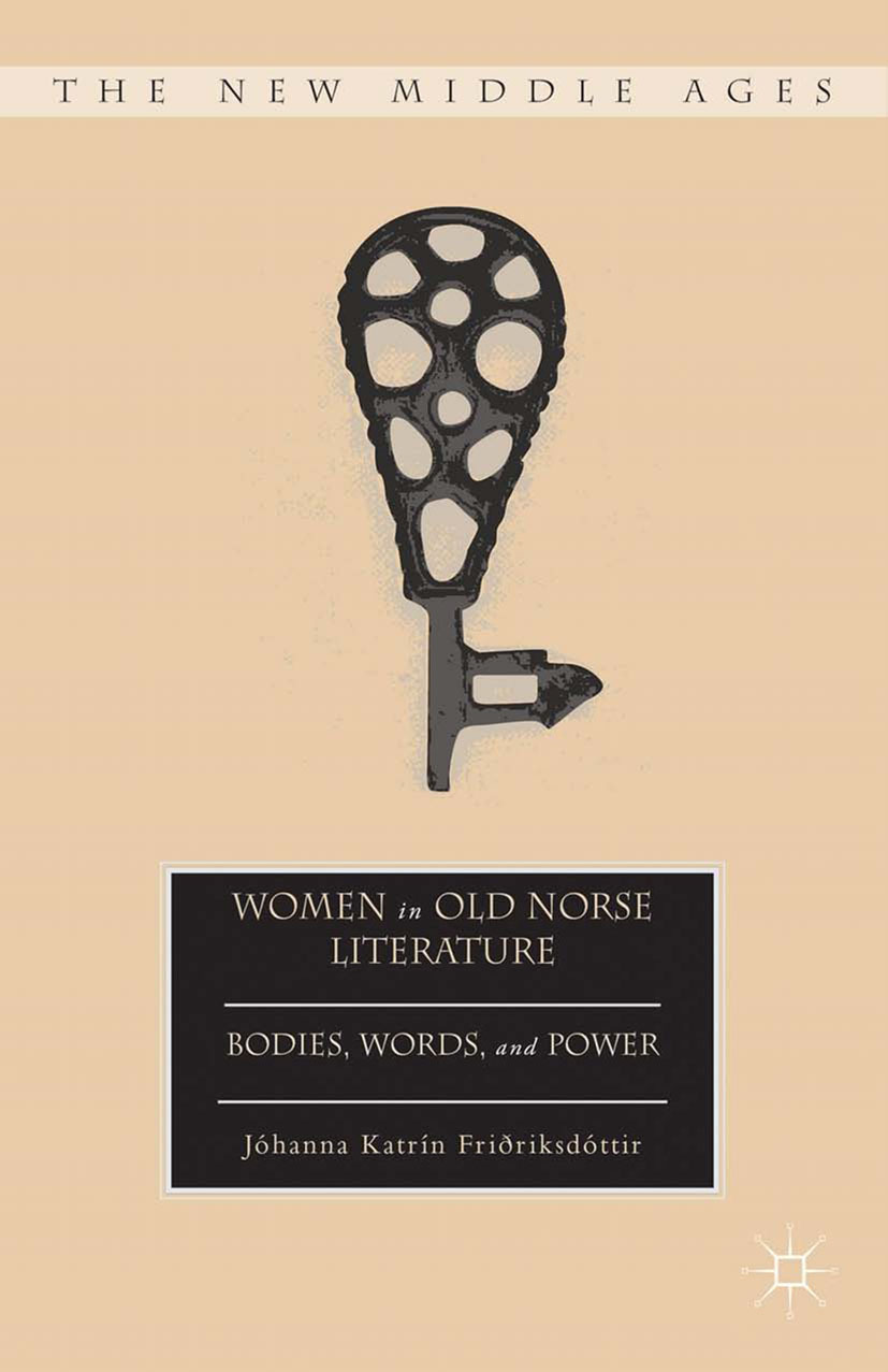 Friðriksdóttir, Jóhanna Katrín - Women in Old Norse Literature, ebook