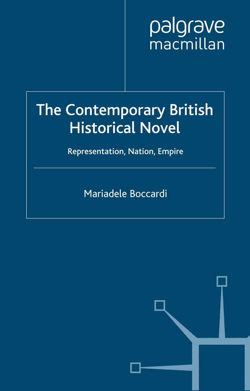 Boccardi, Mariadele - The Contemporary British Historical Novel, ebook