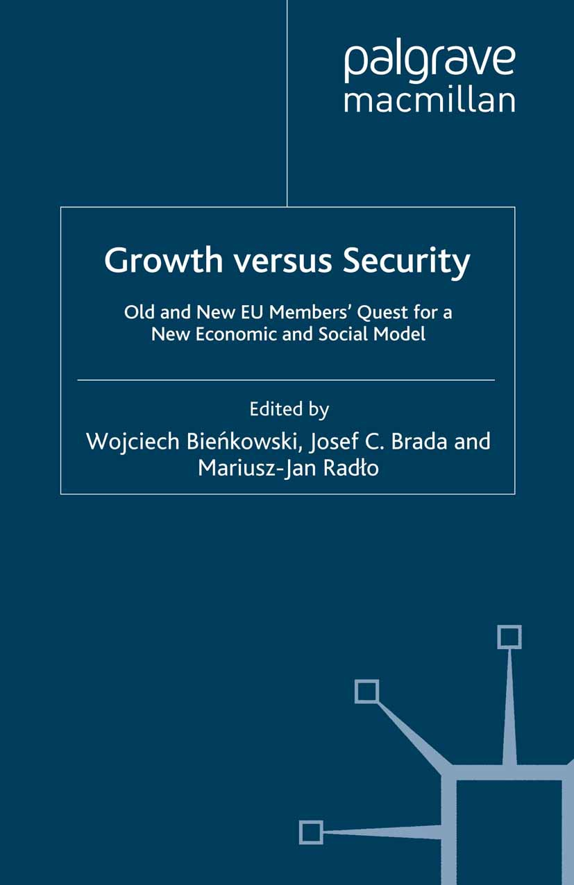 Bieńkowski, Wojciech - Growth versus Security, ebook
