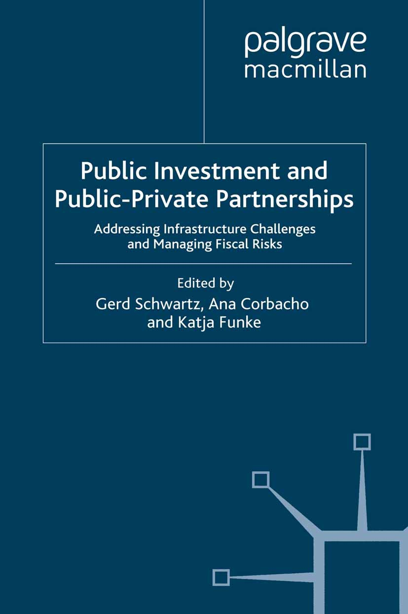 Corbacho, Ana - Public Investment and Public-Private Partnerships, ebook