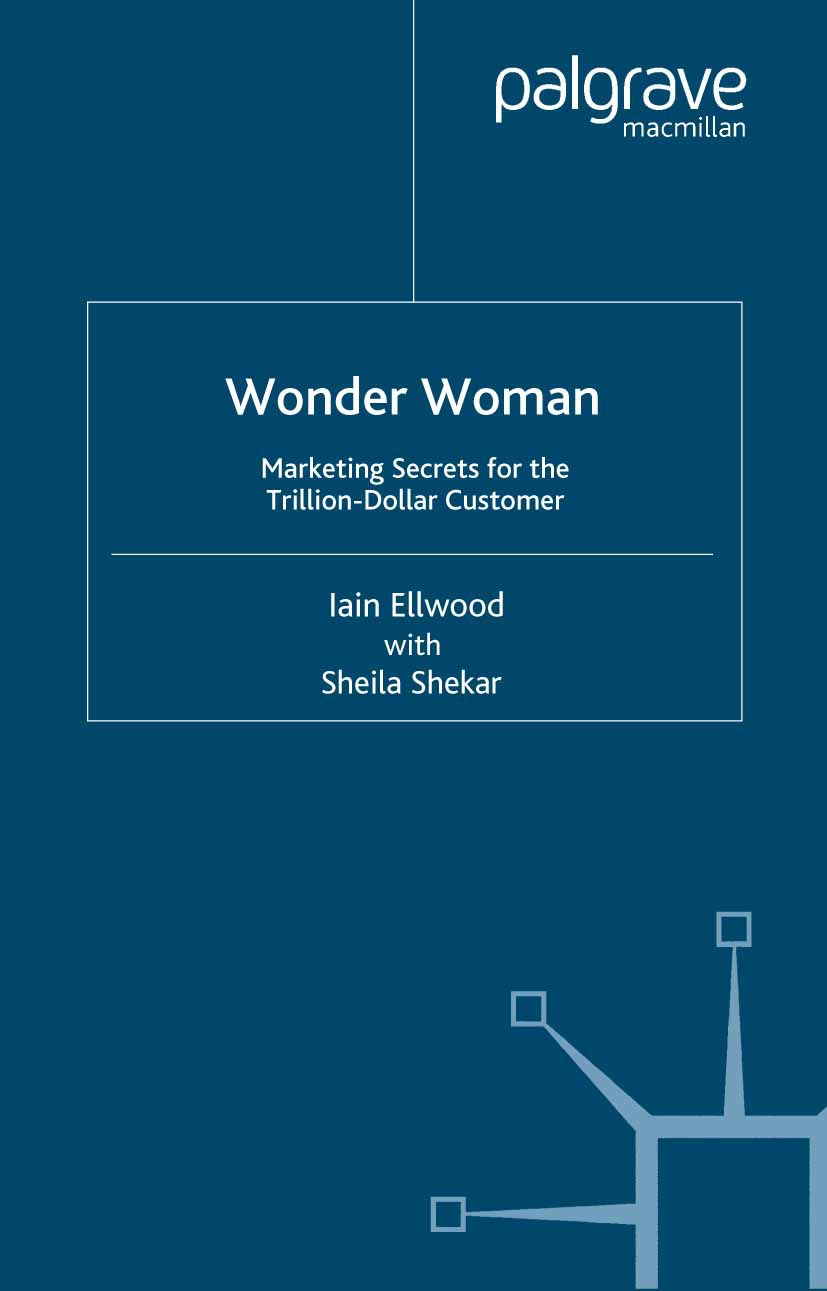 Ellwood, Iain - Wonder Woman, ebook