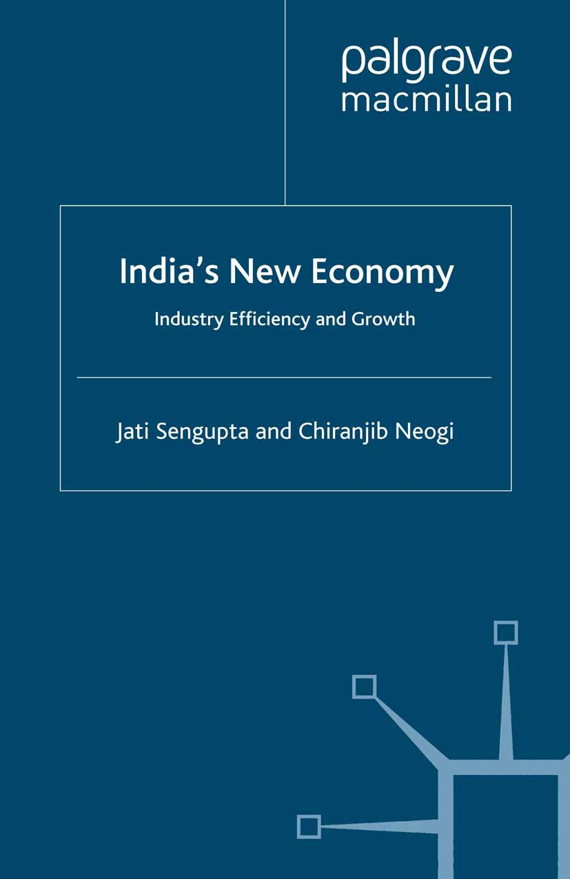 Neogi, Chiranjib - India's New Economy, ebook
