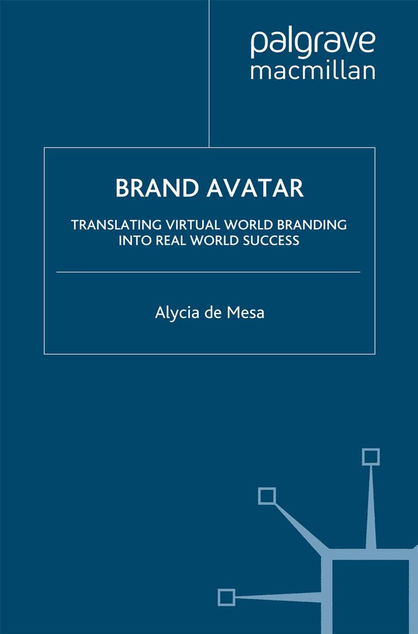 Mesa, Alycia - Brand Avatar, ebook
