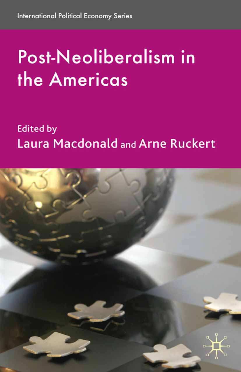 Macdonald, Laura - Post-Neoliberalism in the Americas, ebook