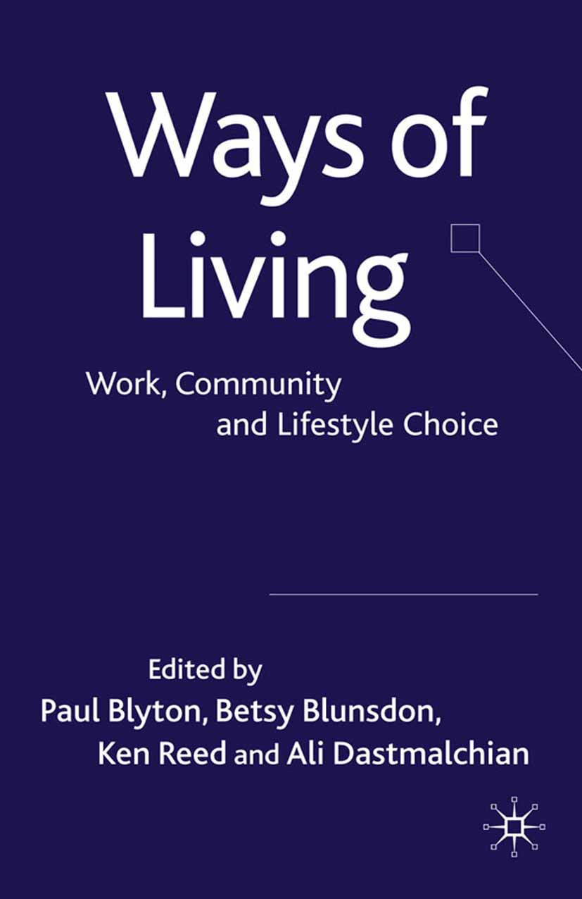 Blunsdon, Betsy - Ways of Living, ebook
