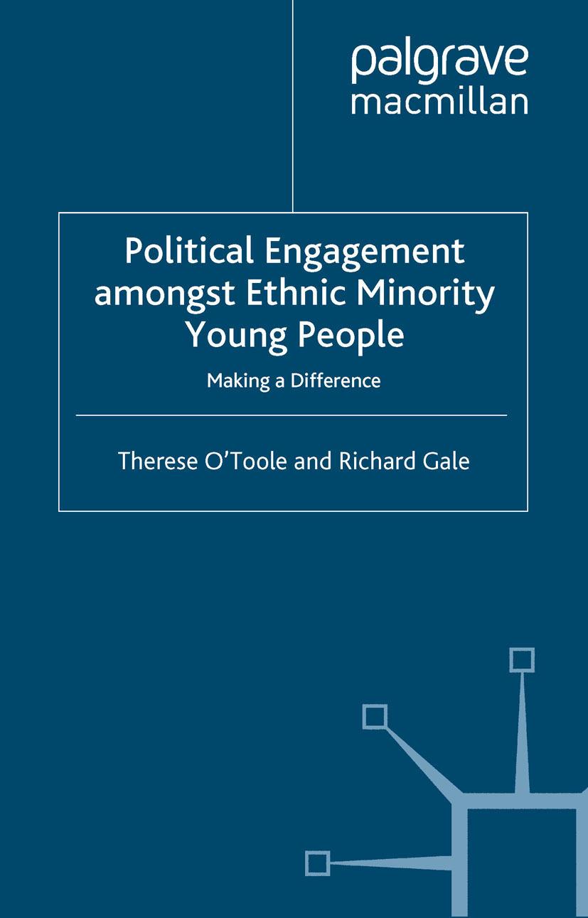 Gale, Richard - Political Engagement Amongst Ethnic Minority Young People, ebook