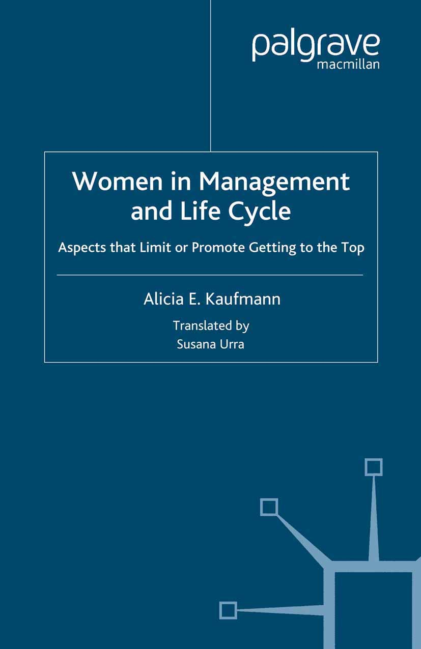 Kaufmann, Alicia E. - Women in Management and Life Cycle, ebook