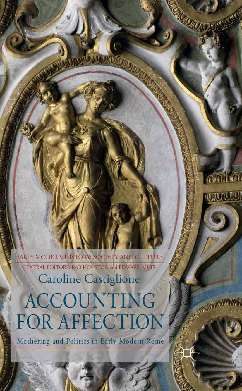 Castiglione, Caroline - Accounting for Affection, ebook