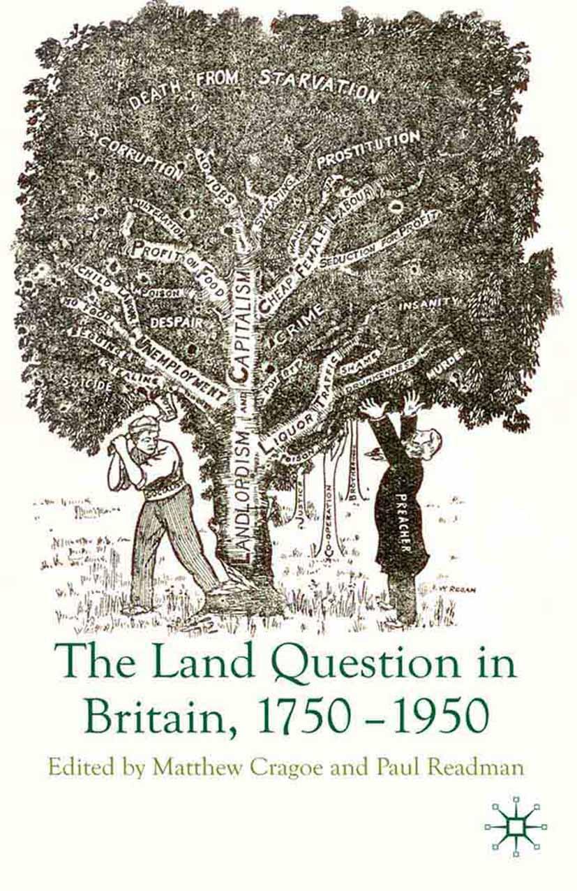 Cragoe, Matthew - The Land Question in Britain, 1750–1950, ebook