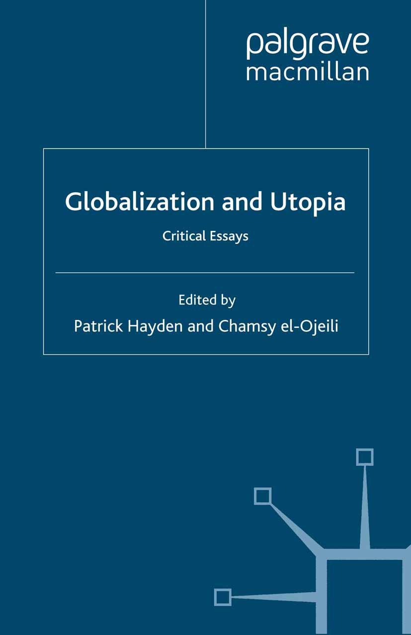 Hayden, Patrick - Globalization and Utopia, ebook