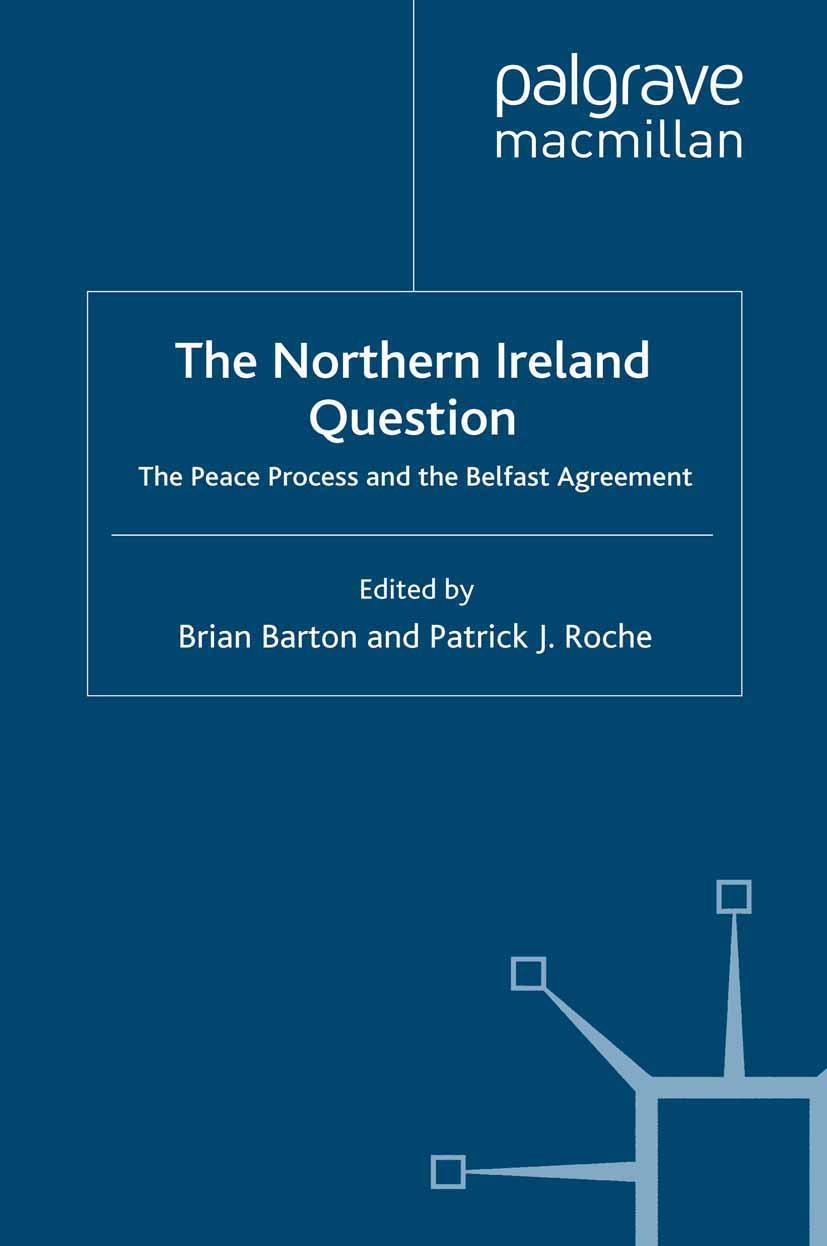 Barton, Brian - The Northern Ireland Question, ebook