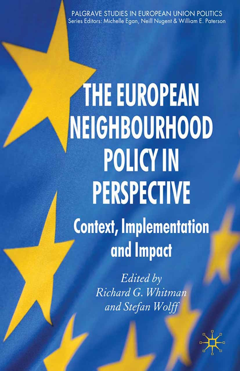 Whitman, Richard G. - The European Neighbourhood Policy in Perspective, ebook