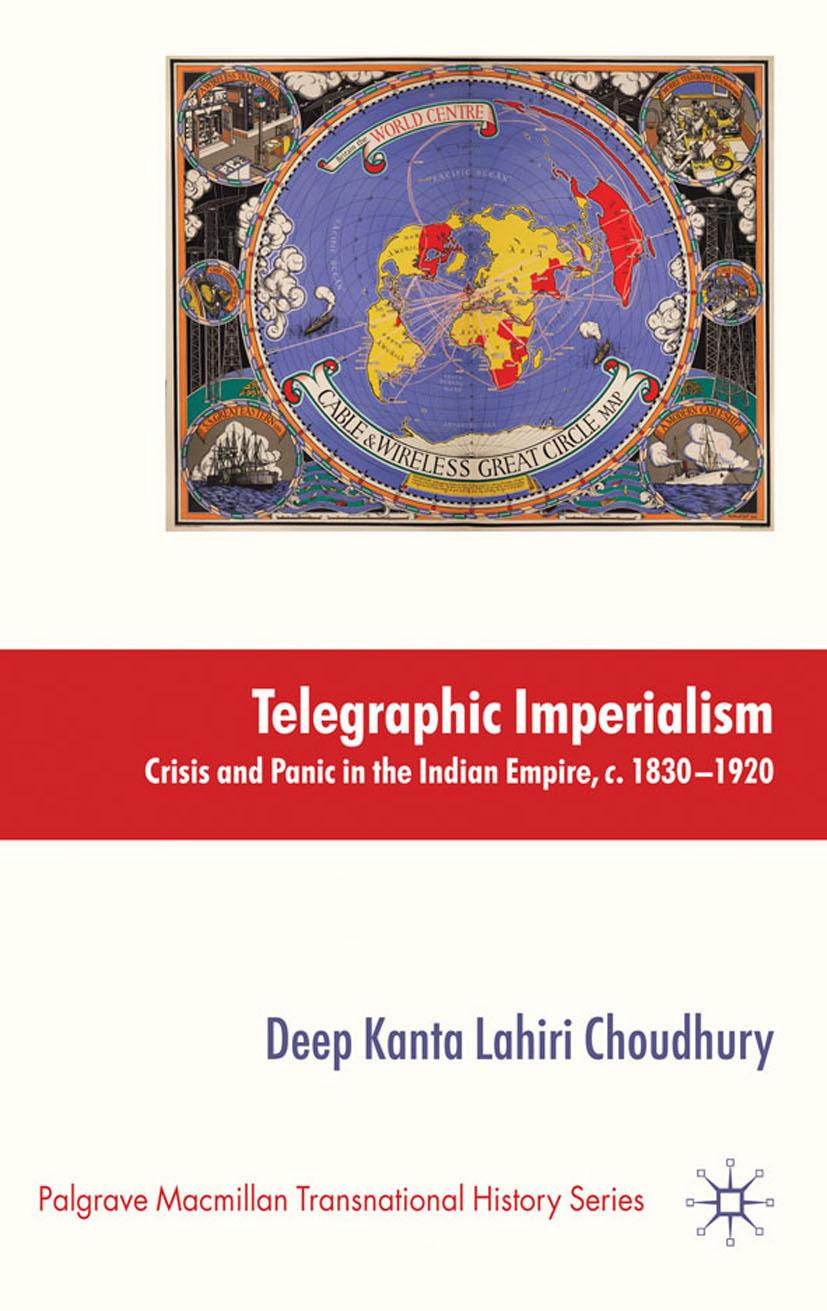 Choudhury, Deep Kanta Lahiri - Telegraphic Imperialism, ebook