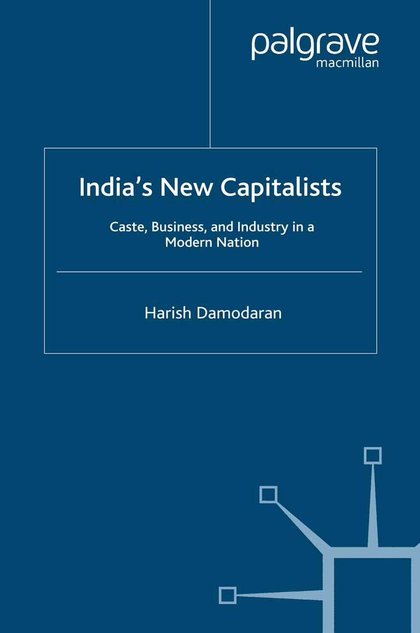 Damodaran, Harish - India's New Capitalists, ebook