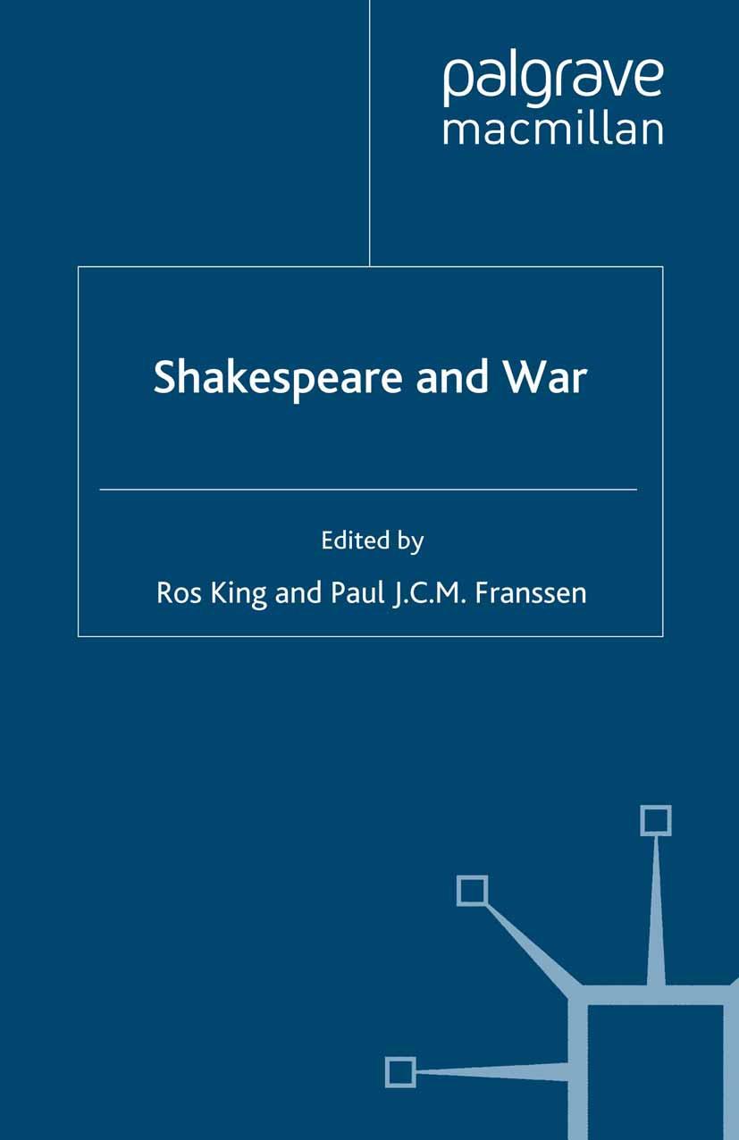 Franssen, Paul J. C. M. - Shakespeare and War, ebook