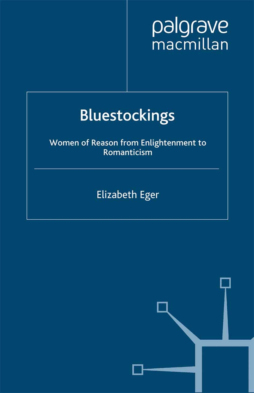 Eger, Elizabeth - Bluestockings, ebook
