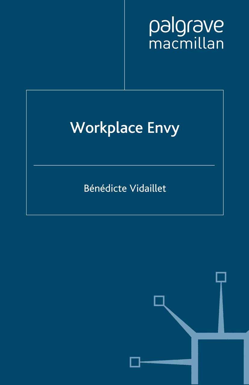 Vidaillet, Bénédicte - Workplace Envy, ebook