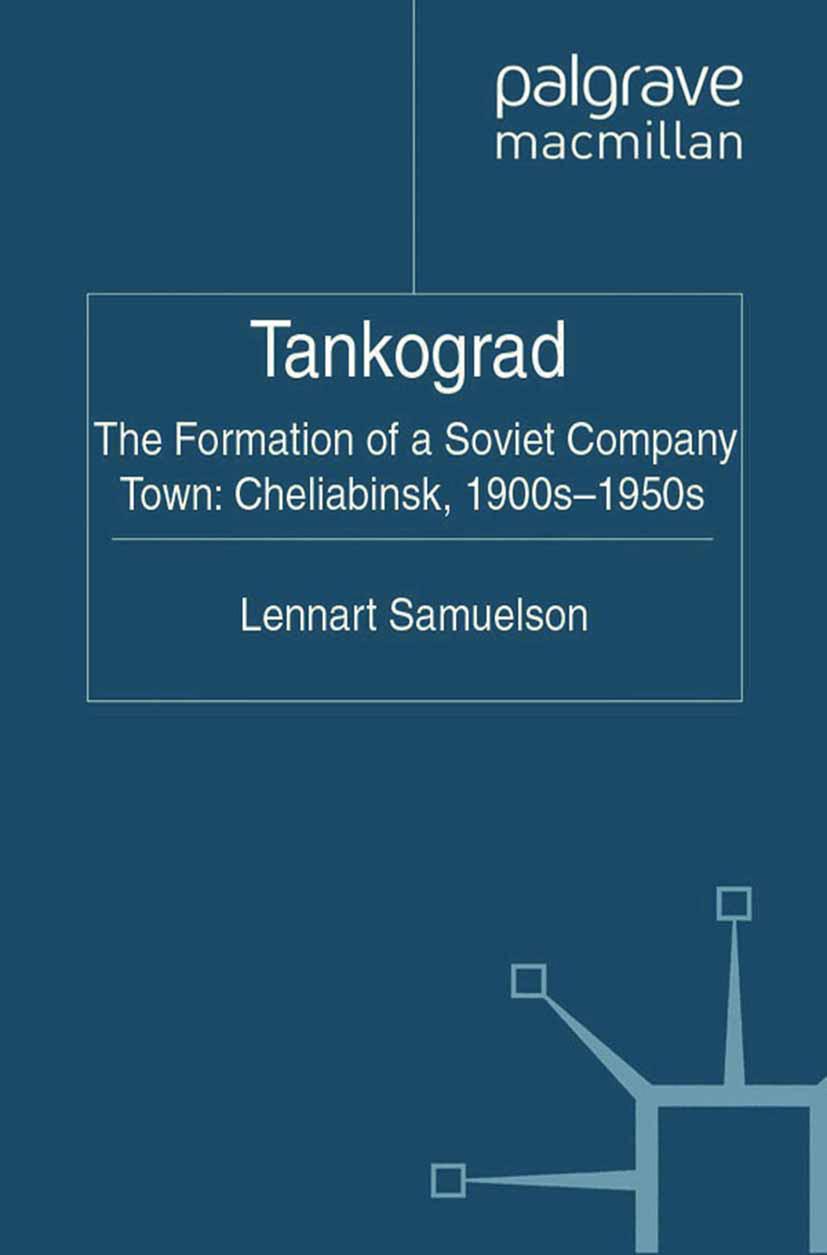 Samuelson, Lennart - Tankograd, ebook